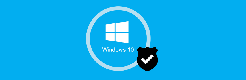 inicio seguro windows 10
