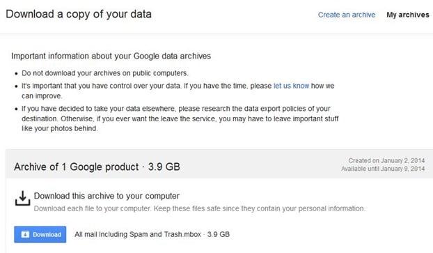 Descarga Gmail