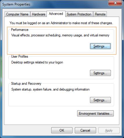 corrección para usar Peek to para obtener una vista previa del destkop atenuado en Windows 7 10 (4)