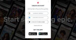 Inicio de sesión web Tinder: cómo crear un perfil en Tinder